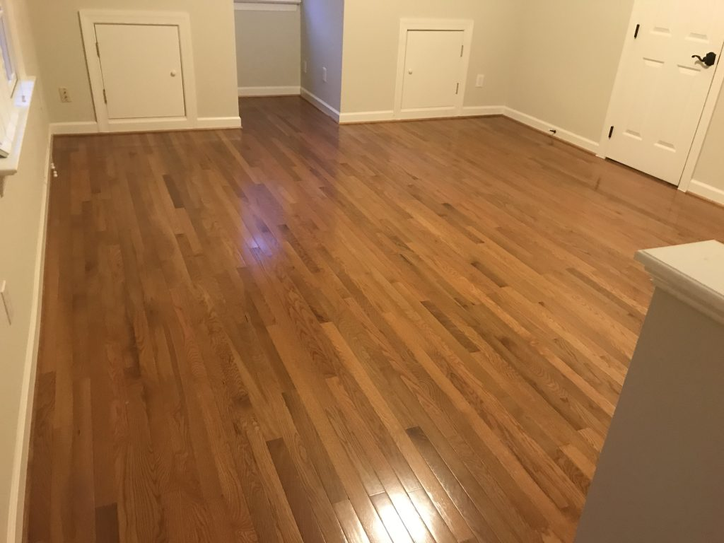 Bonus Room Floor Replacement